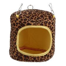 Small Pet Hammock Rat Hamster Bird Cage Hanging Bed Sleeping Supply