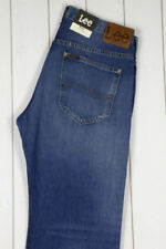 Jeans da uomo casual blu marca Lee