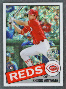 2020 Topps Update Silver Pack Mojo Refractor #CPC1-50 Finish Your Set,U Pick