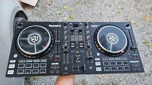 Console Dj Numark MIXTRACK PRO FX CON MIXER DJ, jog wheel e palette fx