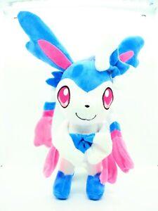 Pokemon Shiny Sylveon High Quality Handmade New Plush 12'' Inch USA Seller #3