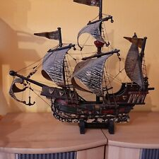 Model Segelschiff Schiff Pirat Santa Maria