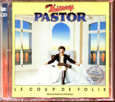 THIERRY PASTOR - LE COUP DE FOLIE - REMASTERD & EXPANDED CD ALBUM - NEW NEUF