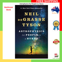 Astrophysics For People In A Hurry Bestseller HARDCOVER BOOK | NEW | FREE SHIP
