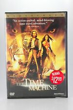 """THE TIME MACHINE ""  WIDESCREEN SAMANTHA MUMBA, ORLANDO JONES, MARK ADDY"