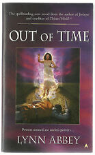 """Out of Time"" Brand New- Signed Lynn Abbey-P/B-2000-Emma Merrigan"
