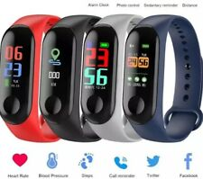 IP67 Waterproof Fitbit Smartband Heart Rate Monitor Wristband Android/IOS