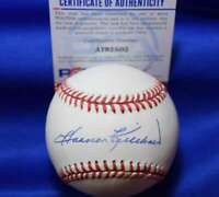 Harmon Killebrew PSA DNA Coa Autograph National League ONL Hand Signed Baseball