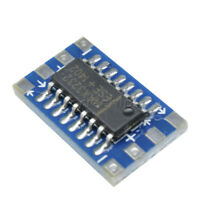20PCS MAX3232 MAX3232CSE Serial Port Mini RS232 to TTL Converter Adaptor Module