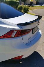 Lexus IS FSPORT F-Sport Rear Spoiler