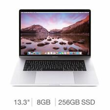 """APPLE MacBook Pro 13"""" with Touch Bar - 256GB SSD, Silver (2018) Latest Model"""