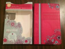 NCV Revolve Bible for Teen Girls - $44.99 Retail - Raspberry Leathersoft