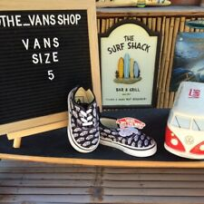 Vans Authentic Blur Boards Sneakers Baby Toddler Size 5 New With Tags & Box
