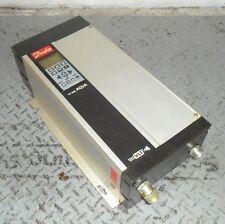 DANFOSS 10HP VLT 5000 AQUA VARIABLE FREQUENCY AC DRIVE AT4C54STR1DLF00A00C0