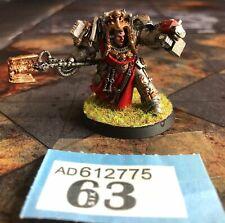 Warhammer 40K - Grey Knight Terminator Librarian - B63