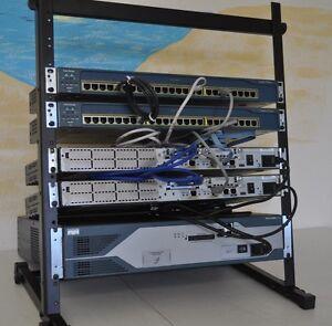 Cisco Premium CCENT CCNA CCNP Home Lab KIT