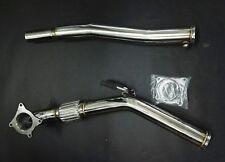Exhaust down pipe for VW SEAT Leon Cupra 2.0 TFSi VW Golf 5 /6 Audi TT /A3