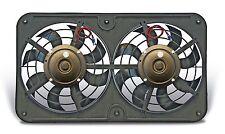 FLEX-A-LITE 440 - Dual 12 1/8 inch Lo-Profile S-Blade electric pusher fan
