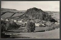 Postcard Muddiford nr Barnstaple Devon early village view RP