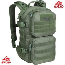 New Russian Military Combat Airsoft EDC Tactical Satchel Backpack 15 L Olive