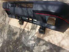 Fendinebbia gialli PARAURTI ROSSE ANTERIORE BUMPER FIAT uno turbo 1400 IE D mk2