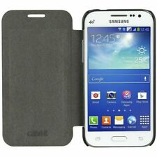 Lote De Trabajo 50 X Samsung Galaxy Ace 4 Slimline Folio caso con protector de pantalla
