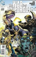 The War That Time Forgot Comic Issue 1 Modern Age First Print Jones Palmiotti DC