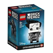 BRAND NEW LEGO BRICKHEADZ #10 CAPTAIN ARMANDO SALAZAR 41594 SEALED