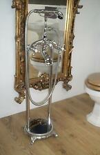 Traditional Free Standing Bath Taps with Hand Held Shower