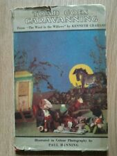 Toad Goes Caravanning_Kenneth Grahame_Methuen 1947_illustrated by Paul Henning