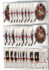 1X MICHAEL JORDAN 1998-99 SP Authentic #23 SAMPLE PROMO Bulk Lot Available