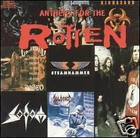 Anthems for the Rotten Vol.1 - CD NEU Biohazard Warpath Morgoth Pyogenesis