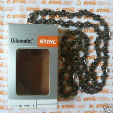 "15"" 37cm Genuine Stihl Chainsaw Chain .325"" 1.6mm 063"" 63 Drive Links Tracked"