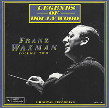 Franz Waxman:Vol 2-Legends of Hollywood-9 Tracks CD