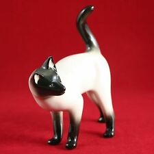 Siamese CAT Figurine Lomonosov Porcelain Russia USSR LFZ