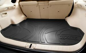 Cargo BLACK Floor Liners Mats  Custom Fit MAXLINER MAXTRAY Trunk Mat