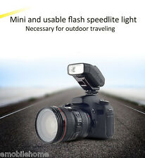 VILTROX JY - 610C Mini TTL LCD Flash Speedlite Light for Canon 750D  DSLR Camera