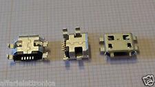 CONNETTORE 5 PIN RICARICA PORTA Micro USB dock CARICA per NGM Dynamic maxi