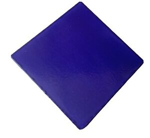 "Mediterranean Ceramic Tiles Moroccan Tiles Outdoor Blue Tiles Backsplash - 4x4"""