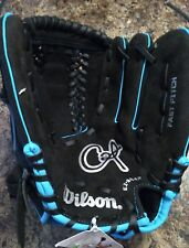 Wilson fastpitch baseball glove.
