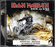 Iron Maiden CD Rock Am Ring 2005 New Sealed Extremely Rare