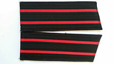 Navy-Infantry Force Russian USSR Red Army Shoulder Boards Epaulets Mint Cond.