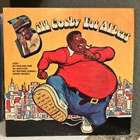 """BILL COSBY - Fat Albert - 12"""" Vinyl Record LP - VG+"""