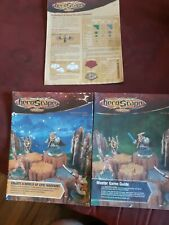 New listing 8- Heroscape Manual Lot 2004-2007 *Used*