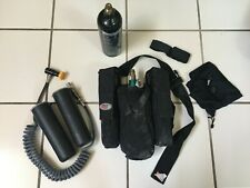 New listing Paintball Gear: Co2 Tanks + Duffle Bag + Pods + Combat Vest/Pouch + Air Hose