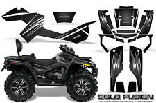 CAN-AM OUTLANDER MAX 500 650 800R GRAPHICS KIT CREATORX DECALS STICKERS CFB