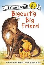 My First I Can Read: Biscuit's Big Friend by Alyssa Satin Capucilli (2003,...