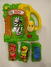 Leap Frog Fridge ZOO Musical Animal Sounds Learning Magnets complete