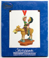 PECOS BILL NEW Disney Sketchbook Ornament Limited Edition 2016 MELODY TIME Horse
