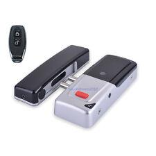 Wireless Electric Door Lock Mortise Lock Remote Control Open Door Bolt Lock